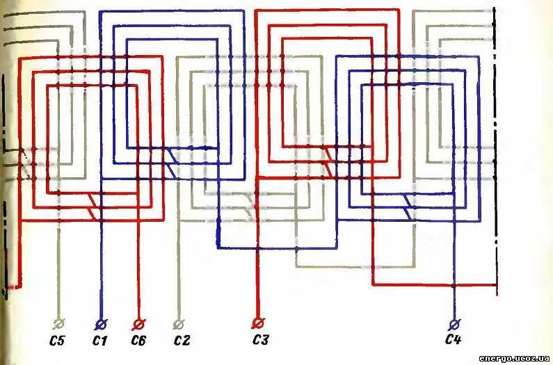 Схема двухплоскостной